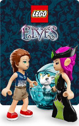 LEGO ® Elves