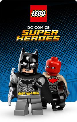 LEGO ® Super Heroes DC Comics
