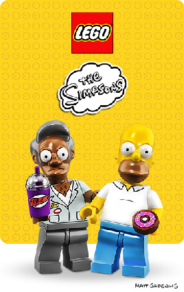 LEGO ® The Simpsons