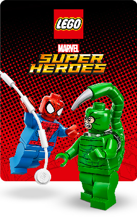 LEGO ® Super Heroes Marvel
