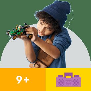 LEGO® 9+