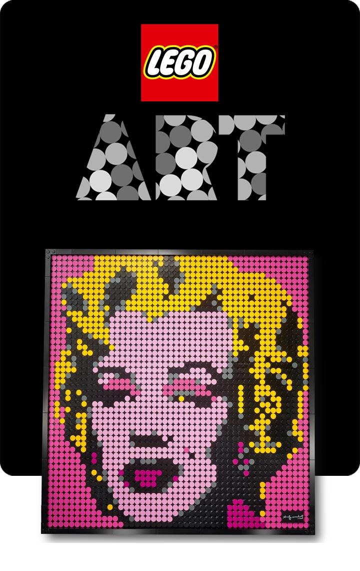 LEGO ® ART