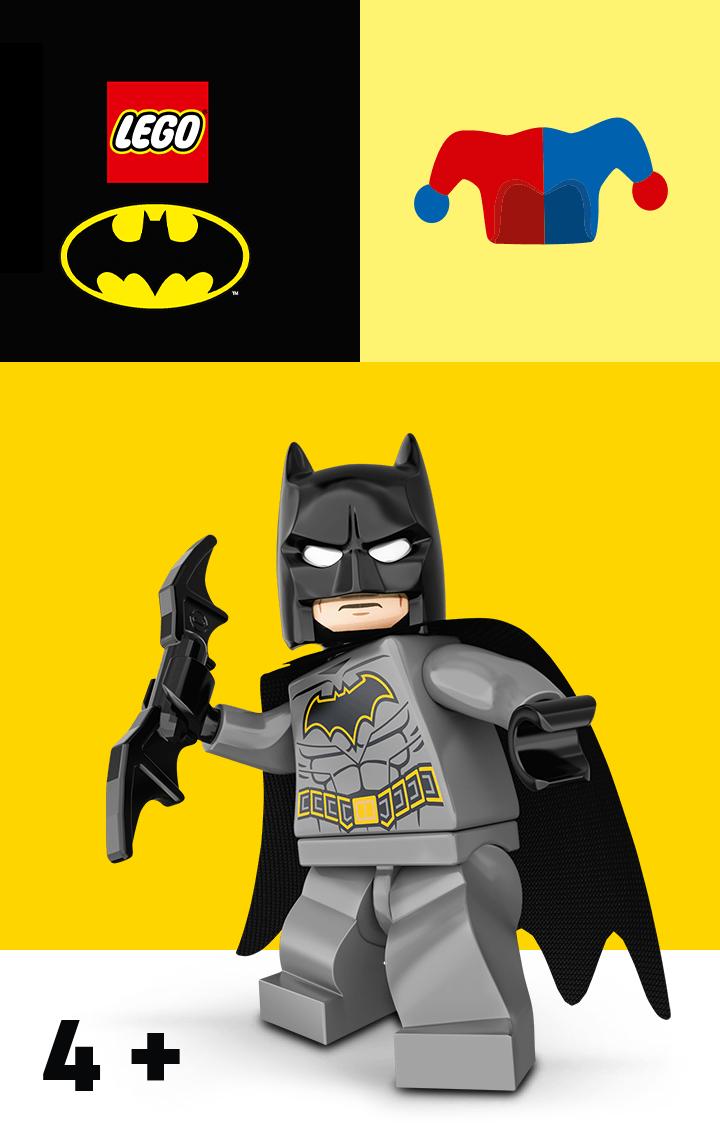 LEGO® Super Heroes DC Comics