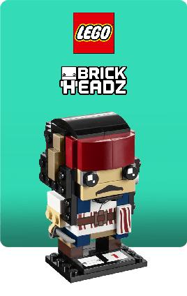 LEGO ® Brick Headz