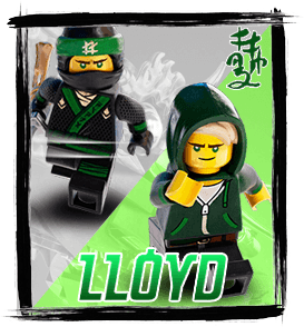 Jeux de Ninjago Lloyd