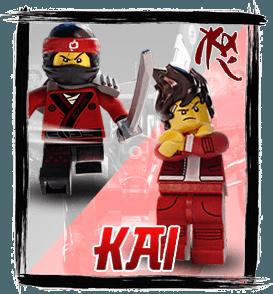 Ninjago : Kai