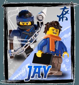 Ninjago : Jay