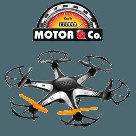 Motor & Co  radiocommandé