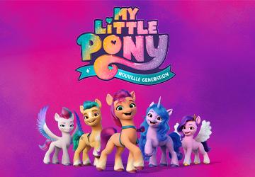 Header My little pony Mobile