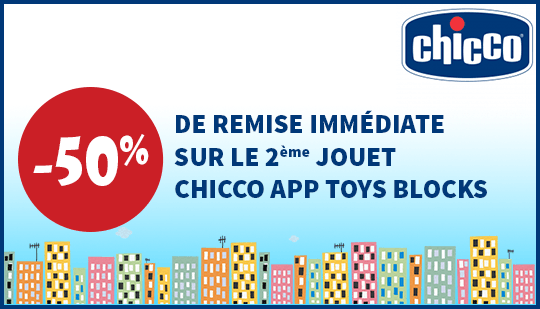 Offres commerciales Chicco