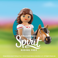 Playmobil Spirit Spring