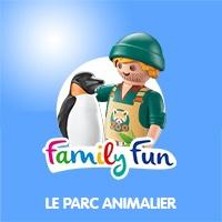 Playmobil Family Fun Le parc animalier