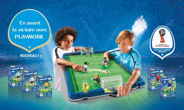 Playmobil - FIFA