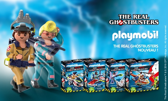 Playmobil - GhostBusters