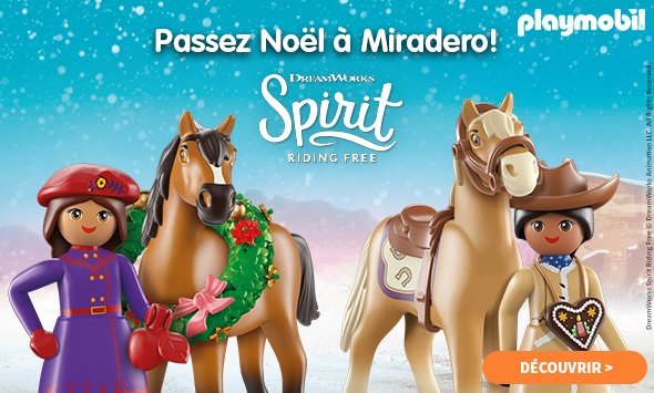 Playmobil - Spirit