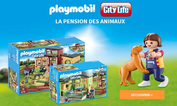 Playmobil - Pension des Animaux