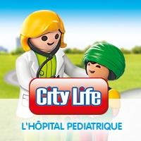 Playmobil City Life L'hôpital pédiatrique