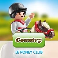 Playmobil Country Poney Club