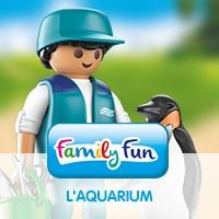 Playmobil Family Fun L'aquarium
