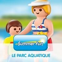 Playmobil Summer Fun Parc Aquatique