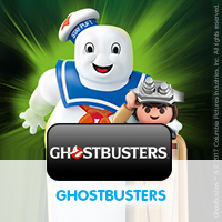 Playmobil Ghostbustters