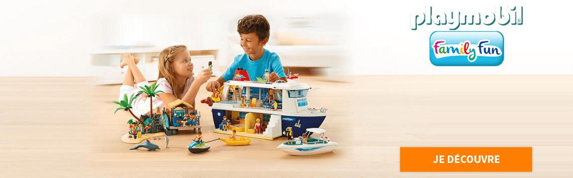 Playmobil - Family Fun - La Croisière