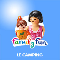 Playmobil City Life Le camping