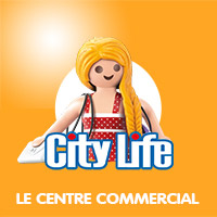 Playmobil City Life Le Centre Commercial