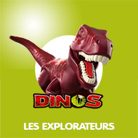 Playmobil Dinos Les Explorateurs