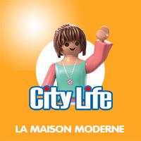 Playmobil City Life La Maison Moderne