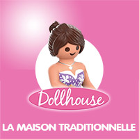 Playmobil Dollhouse La Maison Traditionnelle
