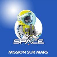 Playmobil Mission sur Mars
