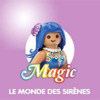 Playmobil Magic Le Monde des Sirènes