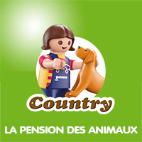 Playmobil City Life La Pension des Animaux