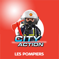 Playmobil City Action Les Pompiers