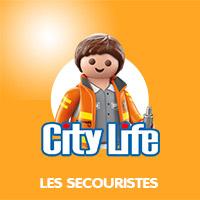 Playmobil Les Secouristes