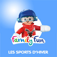Playmobil Les sports d'hiver