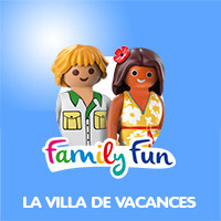 Playmobil City Life La Villa de Vacances