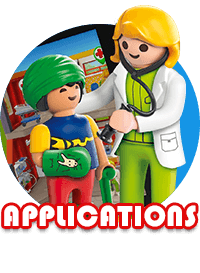 Playmobil Applications