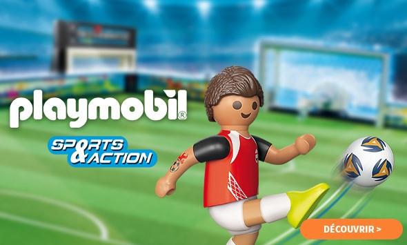 Playmobil Sports et Action