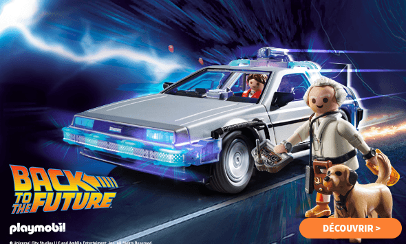 Playmobil - Back to the Future
