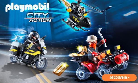 Playmobil - City Action