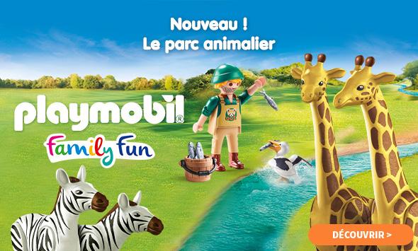Playmobil - Parc animalier