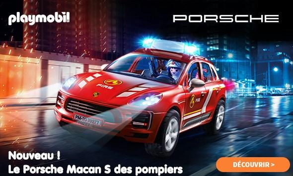 Playmobil Porsche