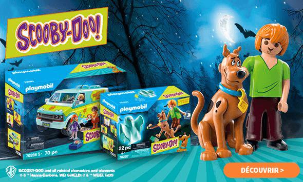 Playmobil - Scooby-Doo