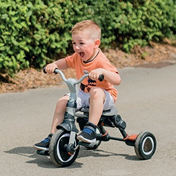 Smoby : Balade en tricycle