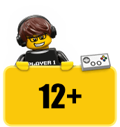 LEGO + de 12 ans<