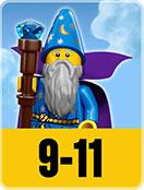 LEGO 9 à 11 ans