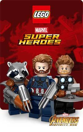LEGO® Super Heroes Marvel
